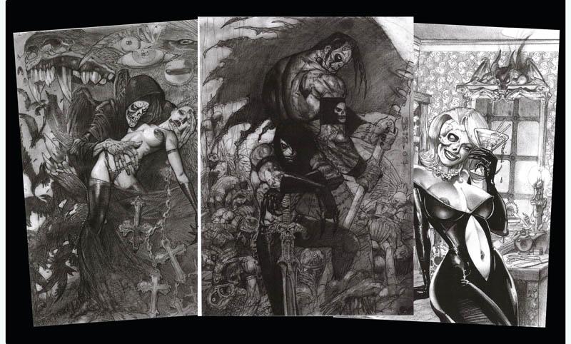 Danzig - A Taste Of Danzig III - How The Gods Kill
