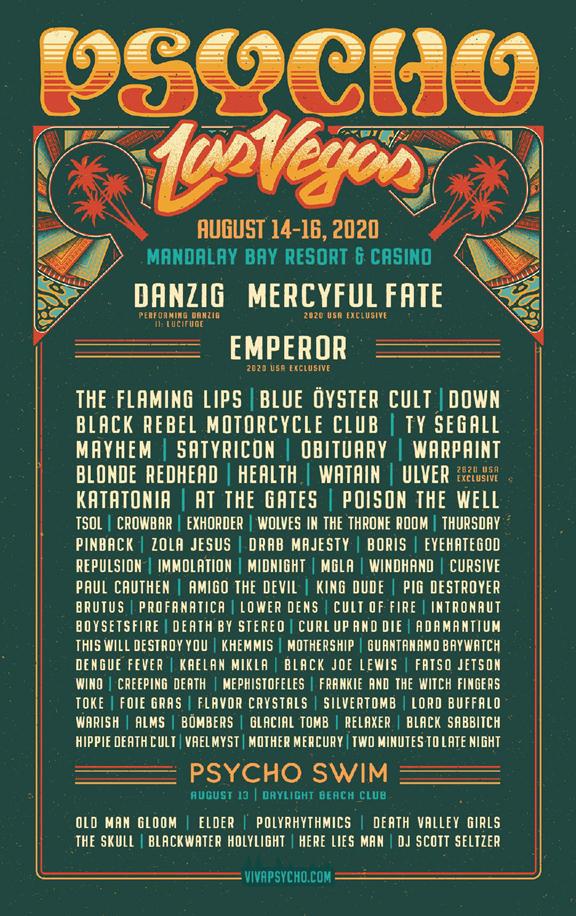 Danzig Halloween Denver Concert 2020 DANZIG | VEROTIK